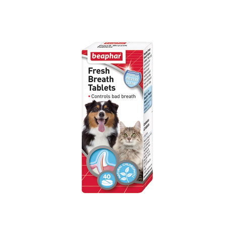 Beaphar Fresh Breath Tablets