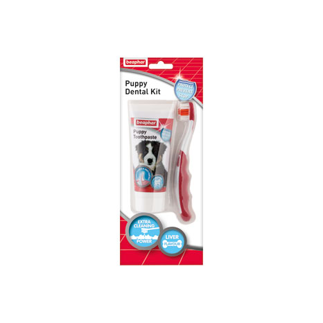 Beaphar Puppy Dental Kit