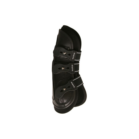 Boyd Martin Edition Leather Tendon Boots Snap Closure