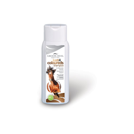 Groom Away Just 4 Coloureds Shampoo