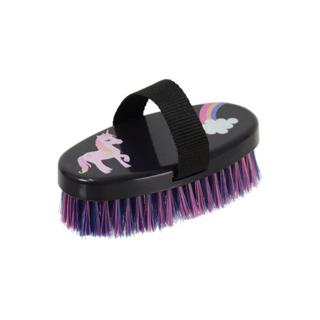 Little Unicorn Body Brush by Little Rider