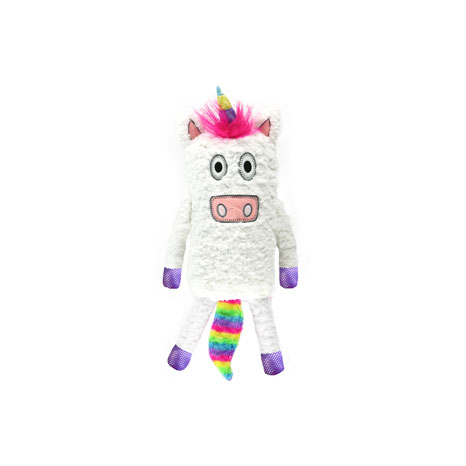 LazyOne Plush Sparkle Unicorn Cushion