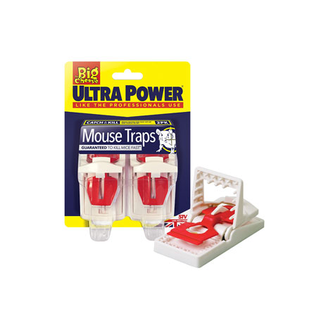 STV Ultra Power Mouse Traps