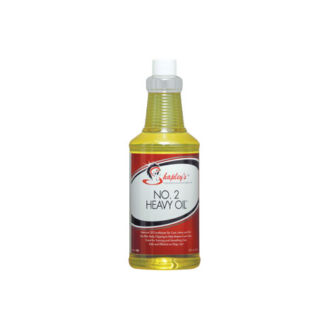Shapley's No2 Heavy Oil