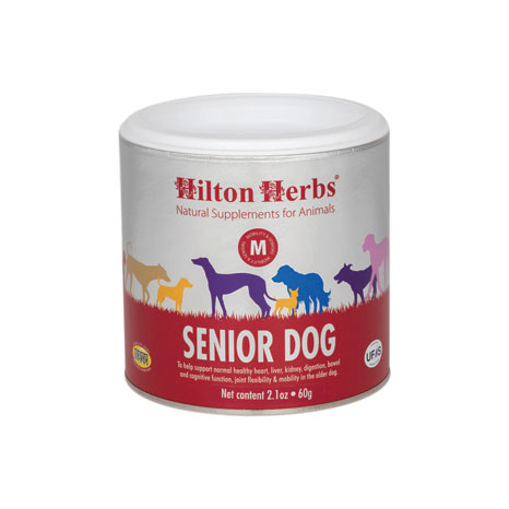 Hilton Herbs Senior Dog