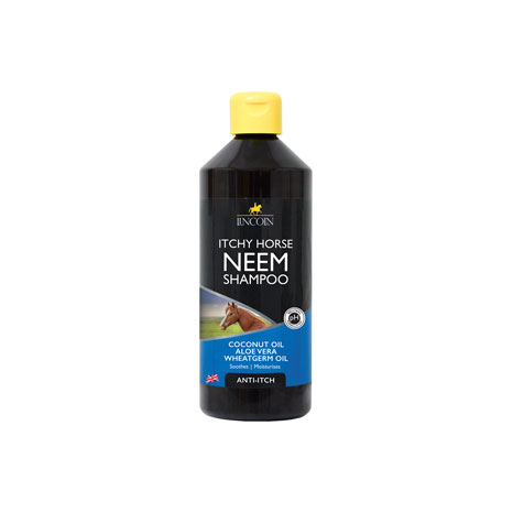 Lincoln Itchy Horse Neem Shampoo