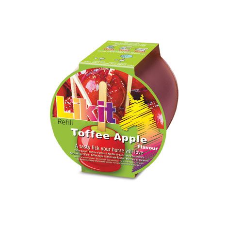 Limited Edition Toffee Apple Likit