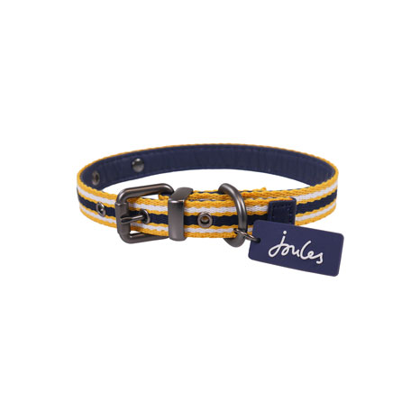 Joules Coastal Dog Collar