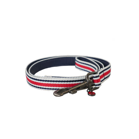 Joules Striped Dog Lead