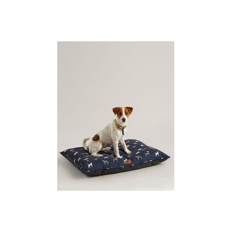 Joules Dog Print Mattress