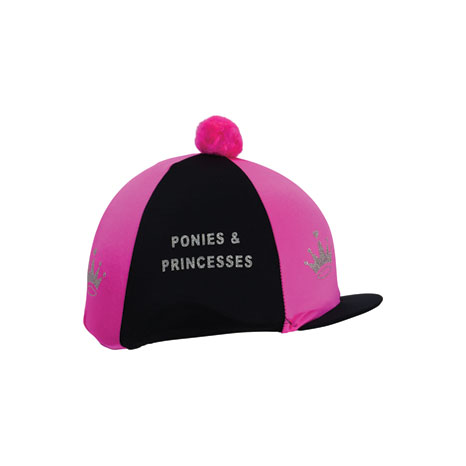Hy Equestrian Ponies and Princesses Hat Cover