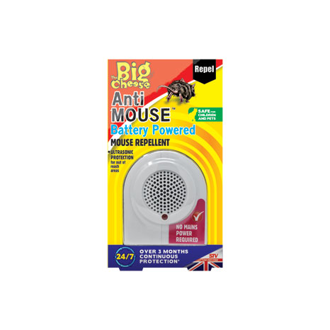 STV Anti Mouse Battery Powered Mouse Repellent