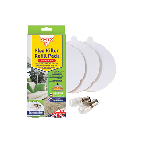 STV Flea Killer Refill Pack