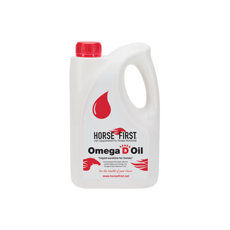 Horse First Omega D Oil
