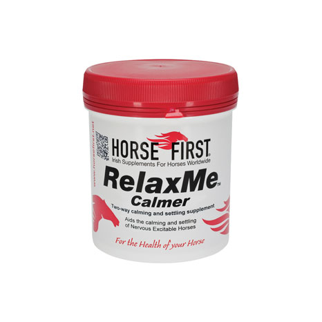 Horse First Relax Me