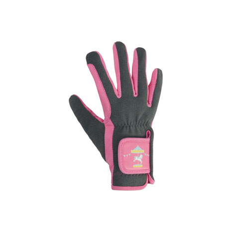 Merry Go Round Children's Riding Gloves by Little Rider