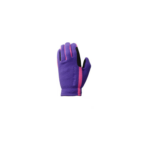 Hy5 Equestrian Children's Fleece Riding Gloves