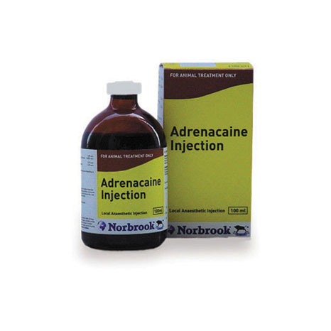 Adrenacaine Injection