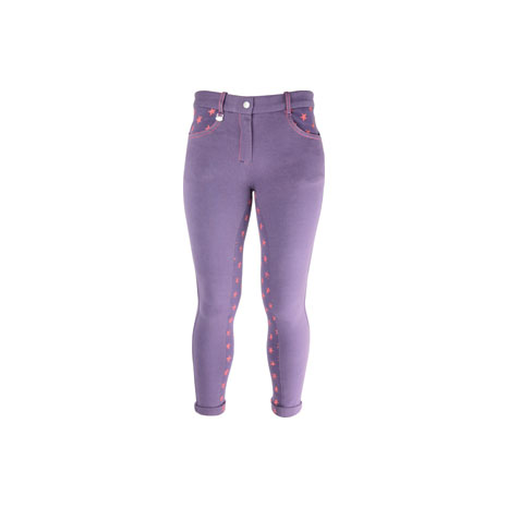 HyPERFORMANCE Rust Star Children's Jodhpurs