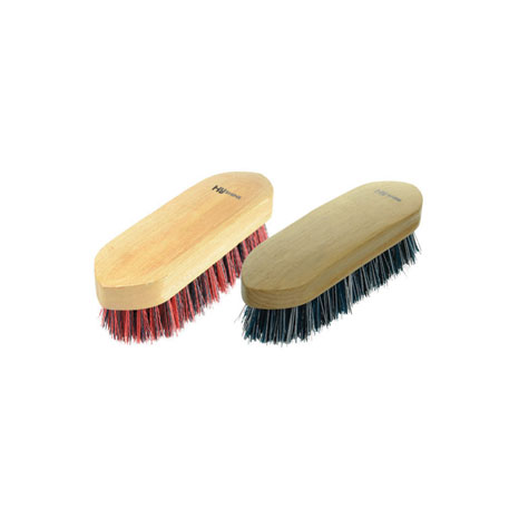 HySHINE Natural Wooden Dandy Brush Large