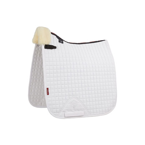 LeMieux Dressage Square Front Rolled Edge
