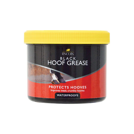 Lincoln Black Hoof Grease