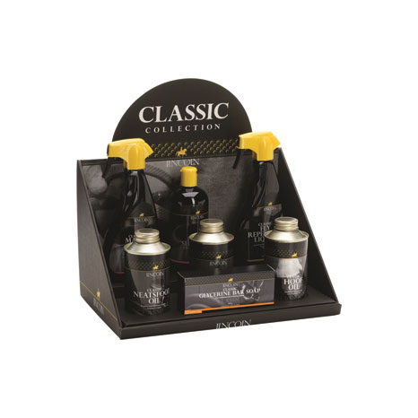 Lincoln Classic Collection Counter Display Products