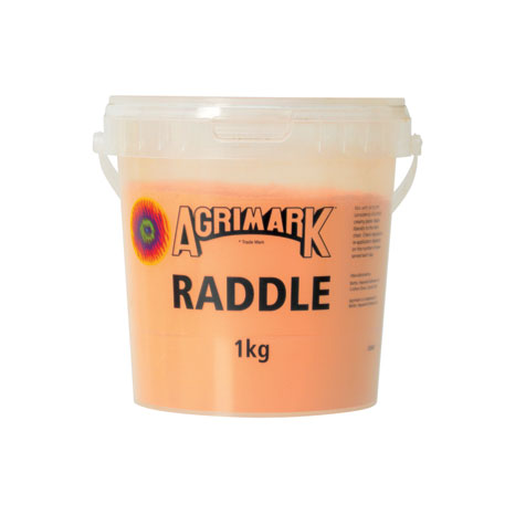 Agrimark Sheep Colouring Powder - Raddle