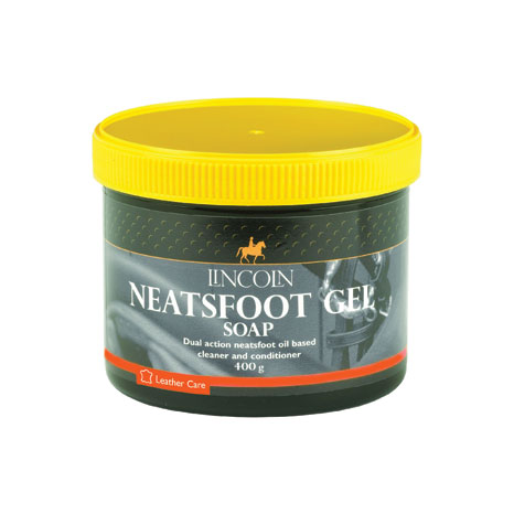 Lincoln Neatsfoot Gel Soap