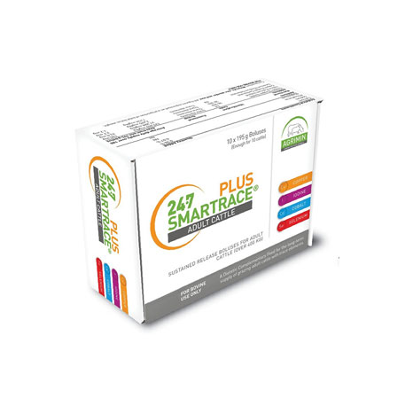 Agrimin 24-7 Smart Trace Plus For Cattle