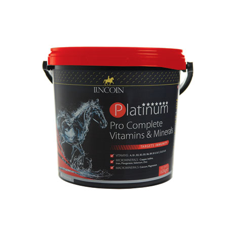Lincoln Platinum Pro Complete Vitamins And Minerals