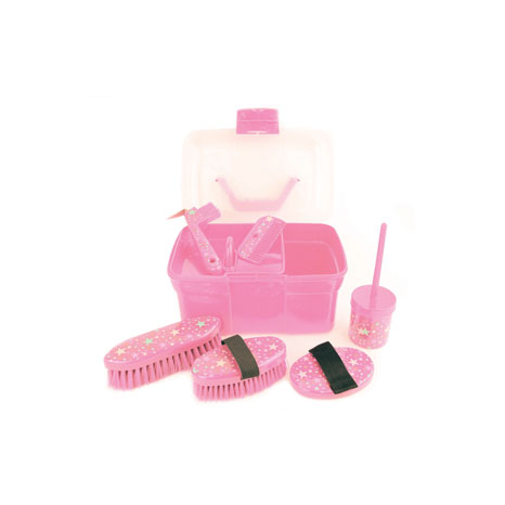 Lincoln Star Pattern Grooming Kit