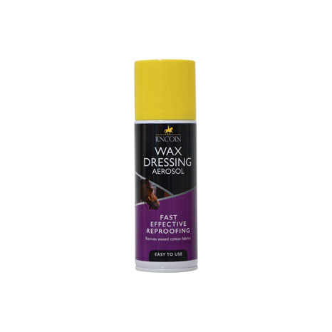 Lincoln Wax Dressing Aerosol