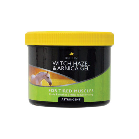 Lincoln Witch Hazel & Arnica Gel