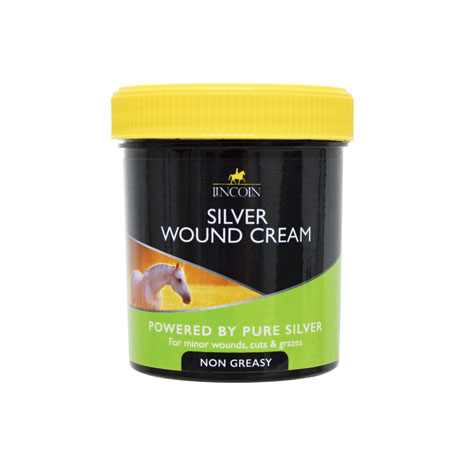 Lincoln Silver Wound Cream