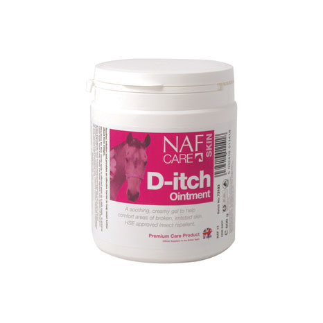 NAF D-Itch Ointment