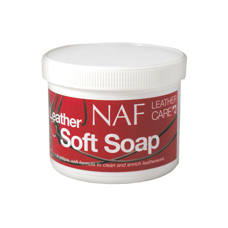 NAF Leather Soft Soap - 450g
