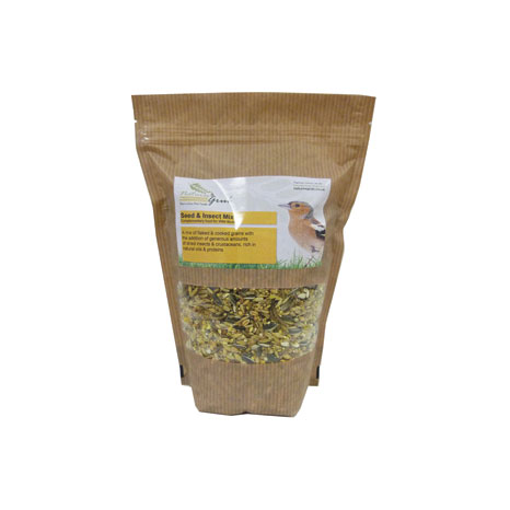 Natures Grub Seed & Insect Mix