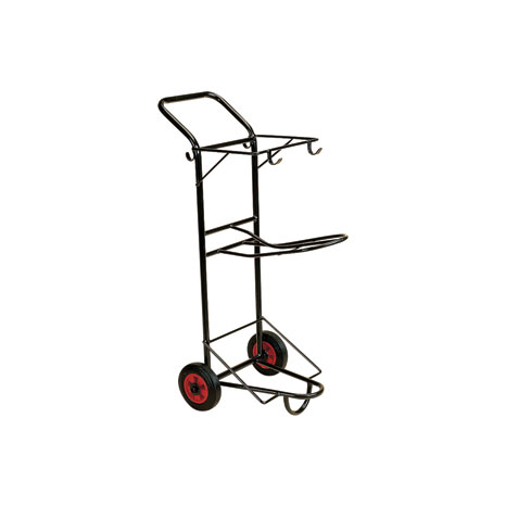 STUBBS Original Tack Trolley (S57TF)