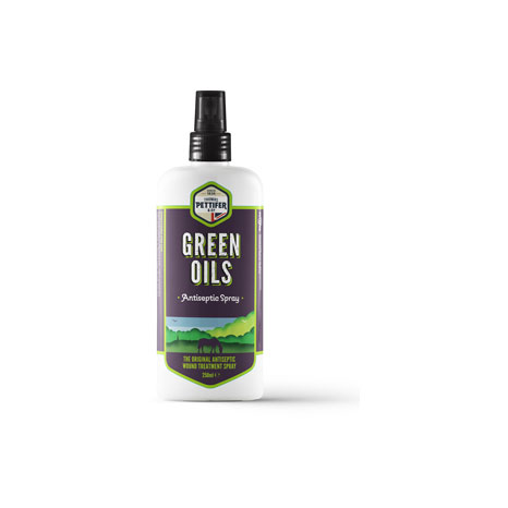 Thomas Pettifer Green Oils Spray