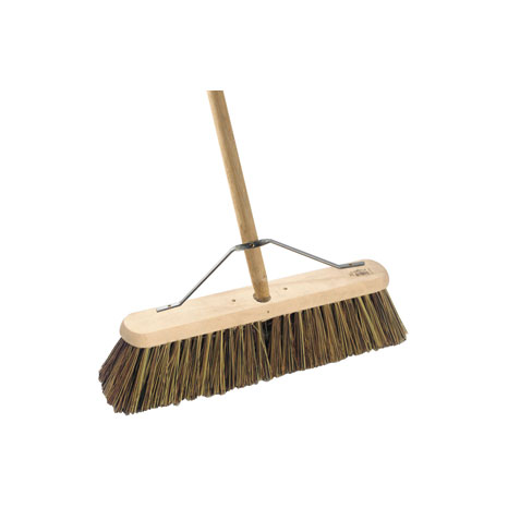 Platform Broom Complete With Handle & Stay