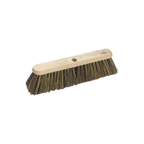 Platform Broom Head Very Stiff