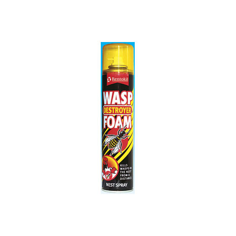 Rentokil Wasp Destroyer Foam