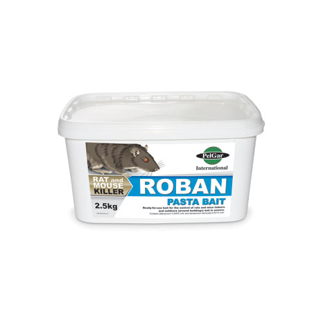Roban Pasta Bait - 15g unit, 'T-bag'