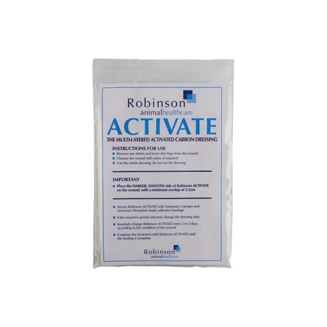 Robinson Activate - Pack of 5 Dressings
