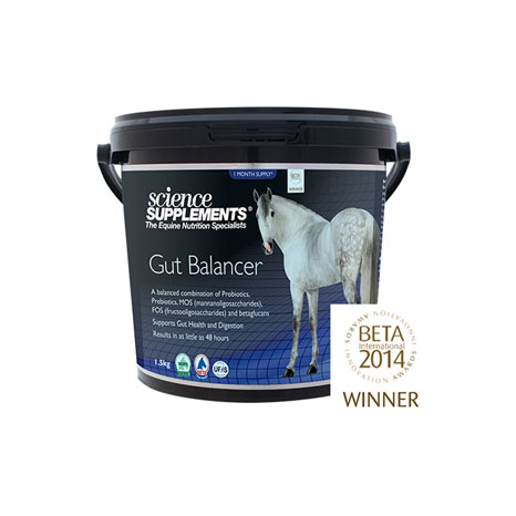 Science Supplements Gut Balancer