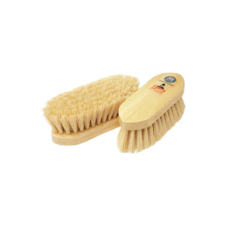 Equerry Wooden Dandy Brush - Mexican Fibre