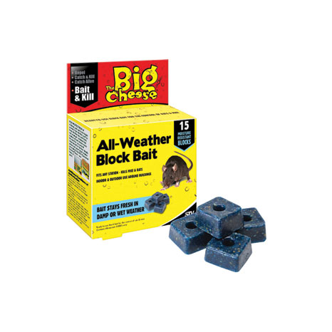 STV All Weather Bait Block (STV112)