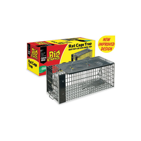 STV Rat Cage Trap (STV075)