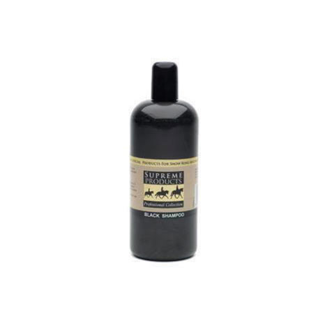 Supreme Products Black Shampoo
